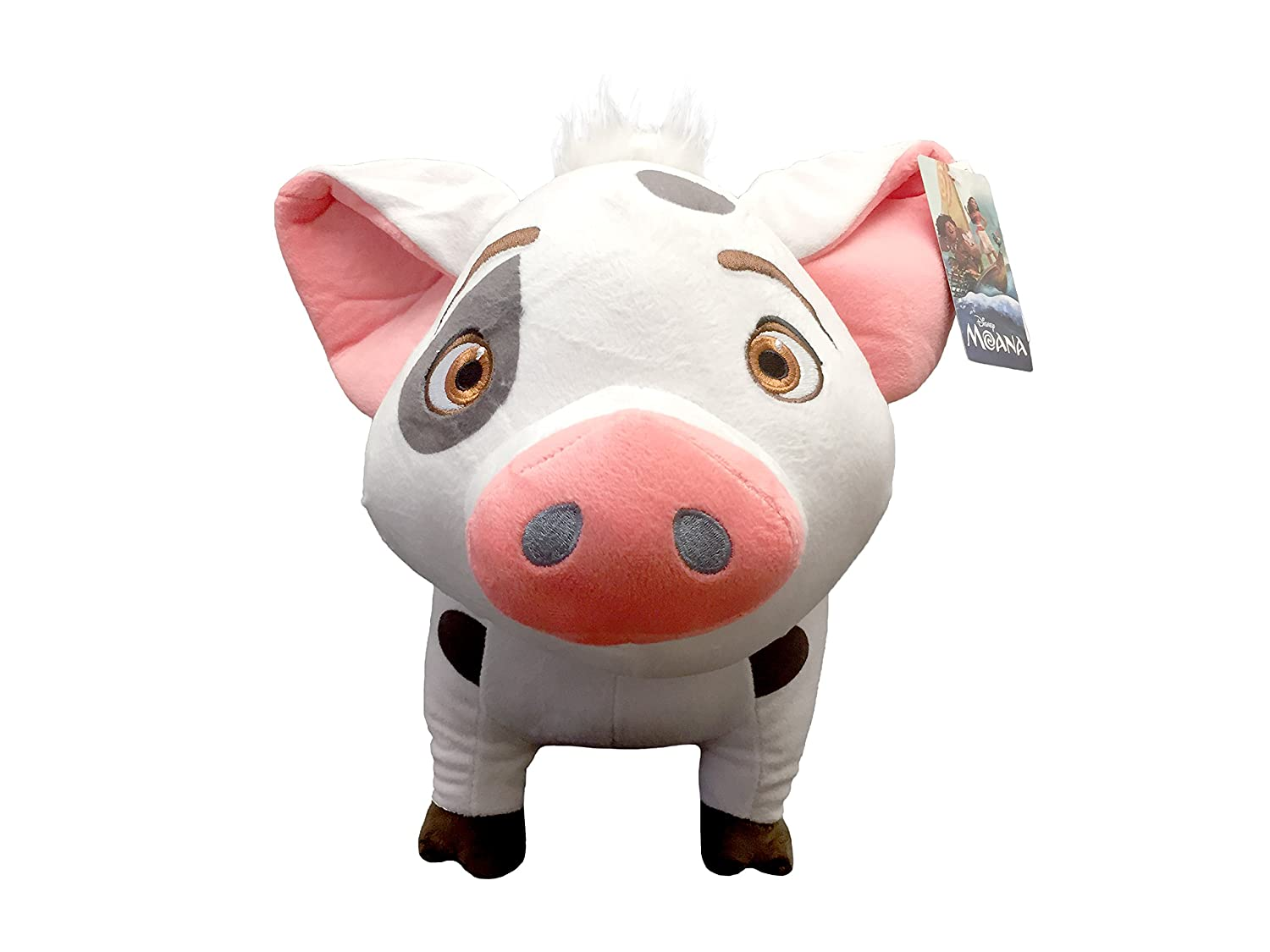 amazon com jay franco moana plush stuffed pua pig pillow buddy kids