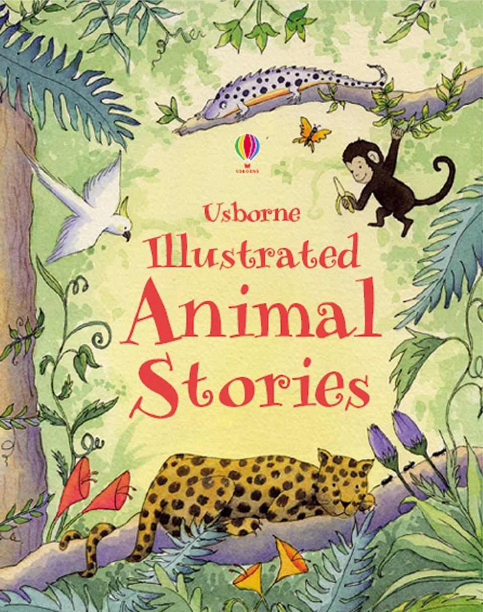 Illustrated Animal Stories (Illustrated Stories)