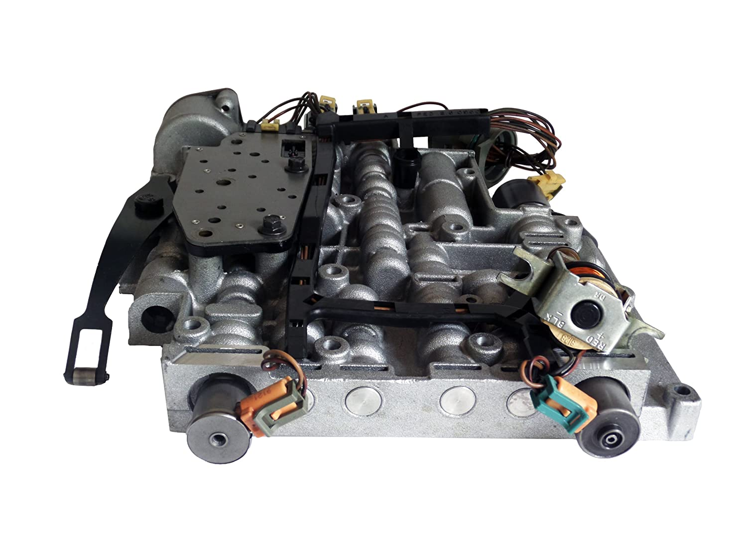 All Chevy chevy 1500 transmission : Amazon.com: 4L60E 4L65 TRANSMISSION VALVE BODY 97-UP (REFURBISHED ...