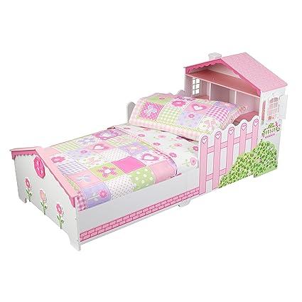 Kidkraft Dollhouse Cottage Toddler Bedding Amazon Co Uk Kitchen Home