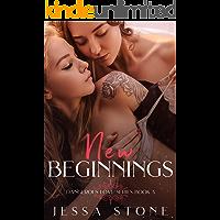 New Beginnings: Dangerous Love Series Book 3 book cover