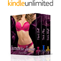 James to Jamie (Gender Swap Futa Fantasy Erotica Bundle) (English Edition)