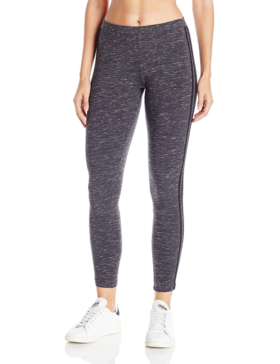 7. Adidas Original Women's Three Stripe Leggings