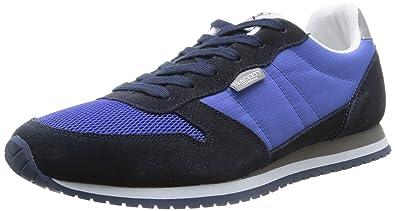 Cl Street Hkt Sneaker - Basket pour Homme, Bleu, 40Hackett