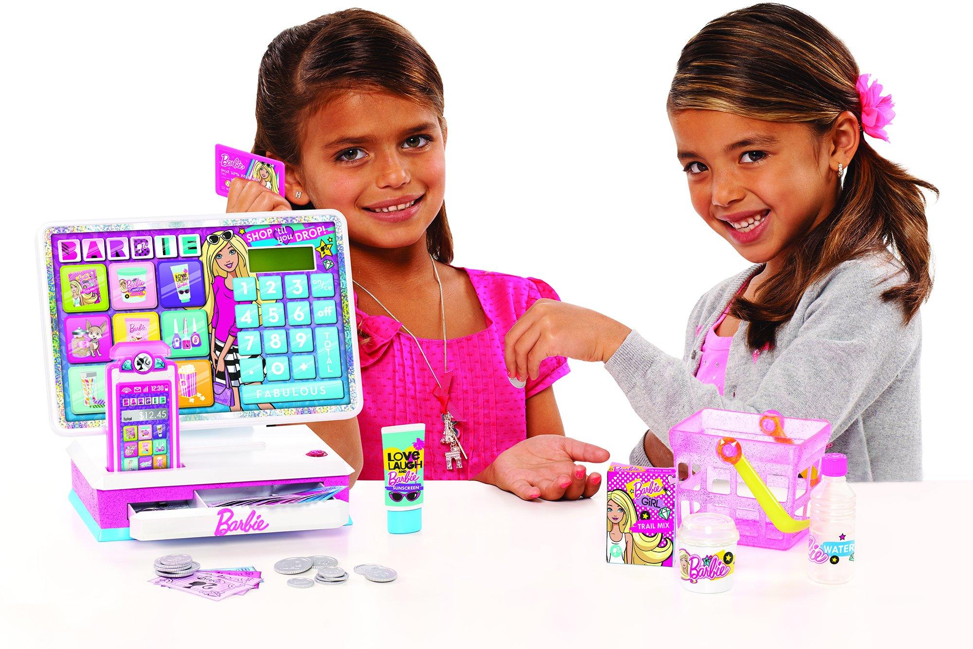 Barbie Blinging Cash Register Toy by Barbie (Image #4)