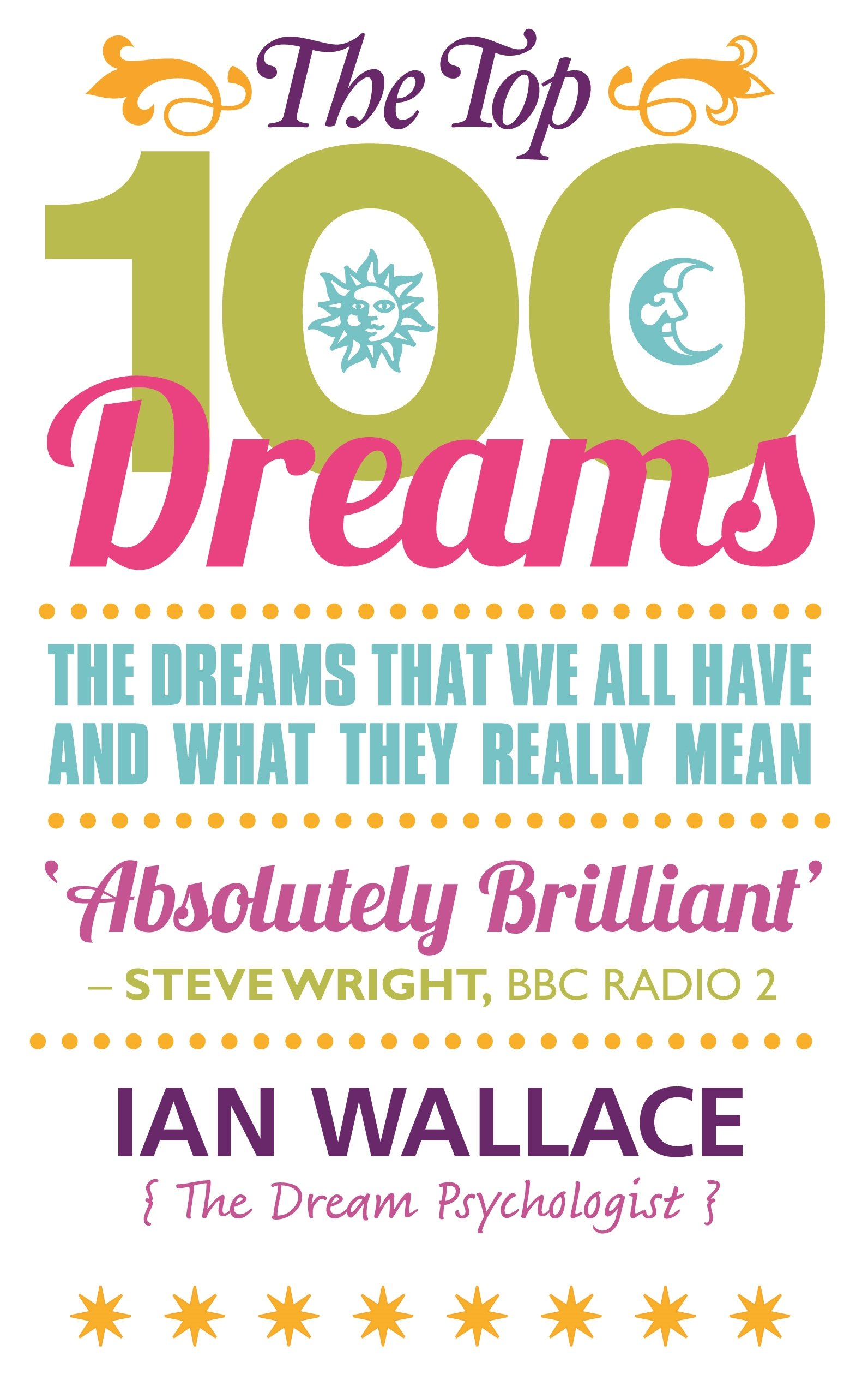 The Top 100 Dreams: The Dreams That We All Have and What They Really Mean:  Amazon.co.uk: Ian Wallace: 0884104223561: Books