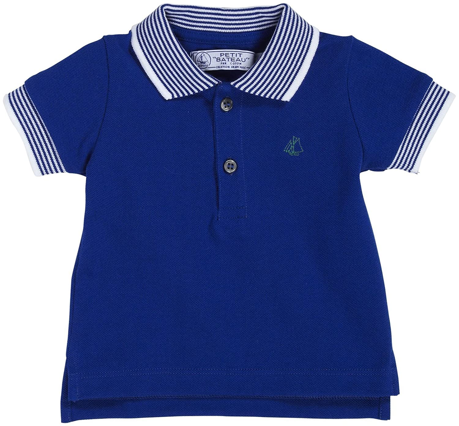 Petit Bateau Little Boys' 'Filature' Polo (Toddler) 944735baby-boys