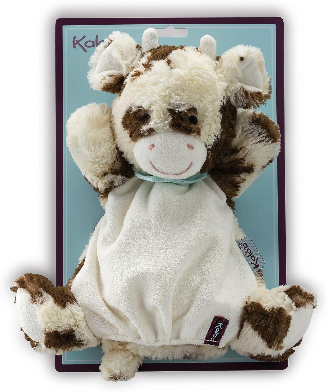 Kaloo - Colección Les Amis Milky Vaca Doudou Marioneta Animal, 30 cm (K963146)