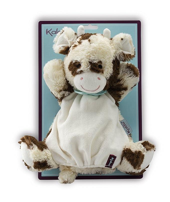 Kaloo - Colección Les Amis Vanille Cordero Doudou Marioneta Animal, 30 cm (K963134)