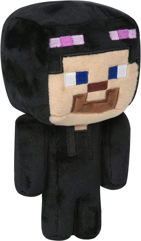 Minecraft 11 Happy Explorer Steve in Enderman Plush