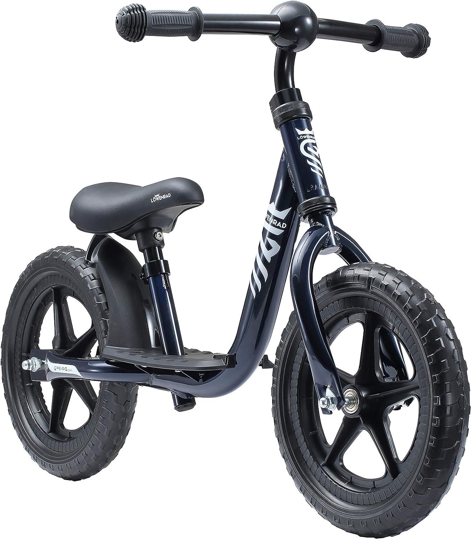LÖWENRAD Bicicleta sin Pedales para niños y niñas a Partir de 3-4 año, Bici 12
