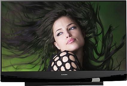 Mitsubishi WD 65737 65 Inch 1080p 120Hz Home Theater DLP HDTV