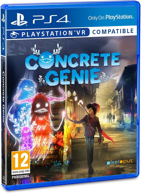 Resultado de imagen de Concrete Genie ps4