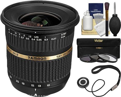 Tamron 10 – 24 mm f/3.5 – 4.5 Di II SP LD ASP (si) Lente (BIM) con ...