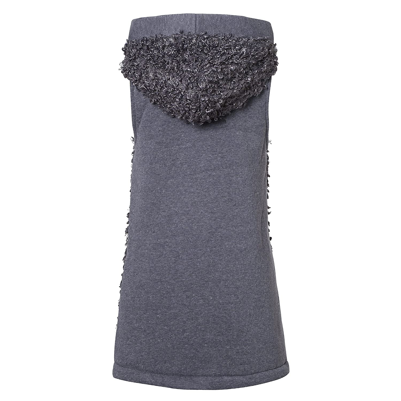 Richie House Girls Winter Vest with Fleece Rh2258 Size 4-10