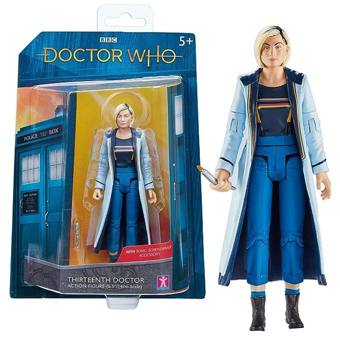 DOCTOR WHO 6845 13th Action - Figura Decorativa, Multicolor ...