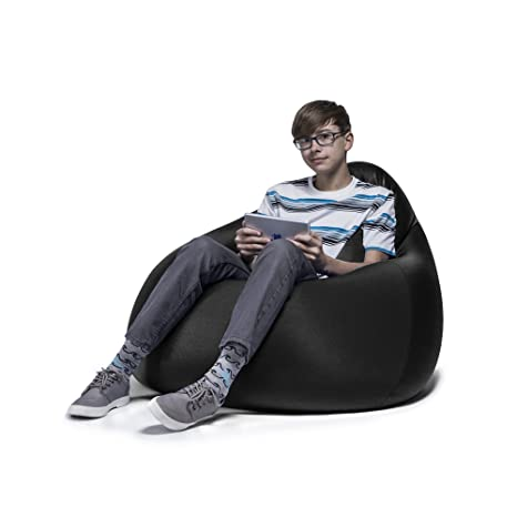 Remarkable Amazon Com Jaxx Nimbus Spandex Bean Bag Chair Furniture For Customarchery Wood Chair Design Ideas Customarcherynet