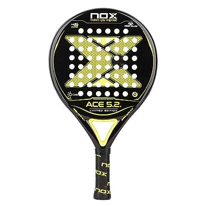 Pala de pádel NOX Ace 5.2: Amazon.es: Deportes y aire libre