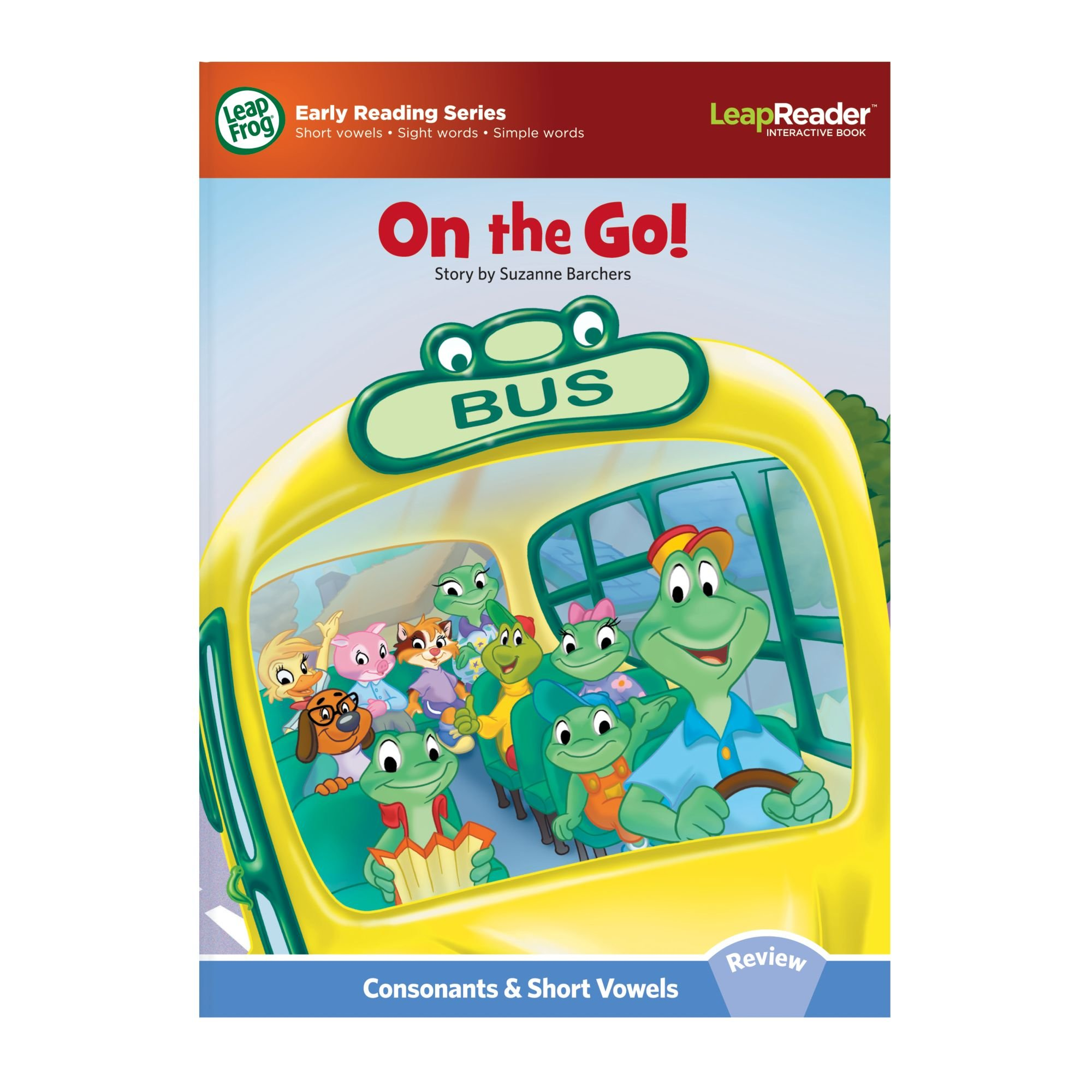 LeapFrog LeapReader Learn to Read, Volume 1 (works with Tag) by LeapFrog (Image #7)