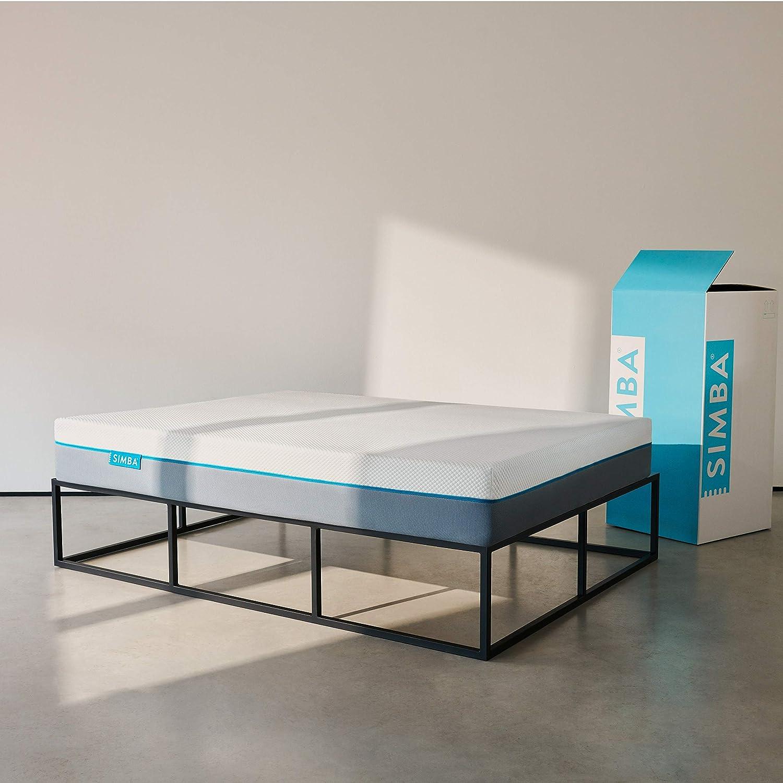 SIMBA Hybrid Colchón, 180 x 210 cm | Colchones viscoelasticos | Superficie hipoalergénica | Concebido para Lograr un sueño óptimo: Amazon.es: Hogar