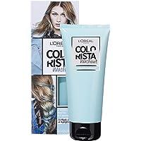 L'Oréal Paris Colourista Washout Aqua (Semi Permanent Hair Colour)