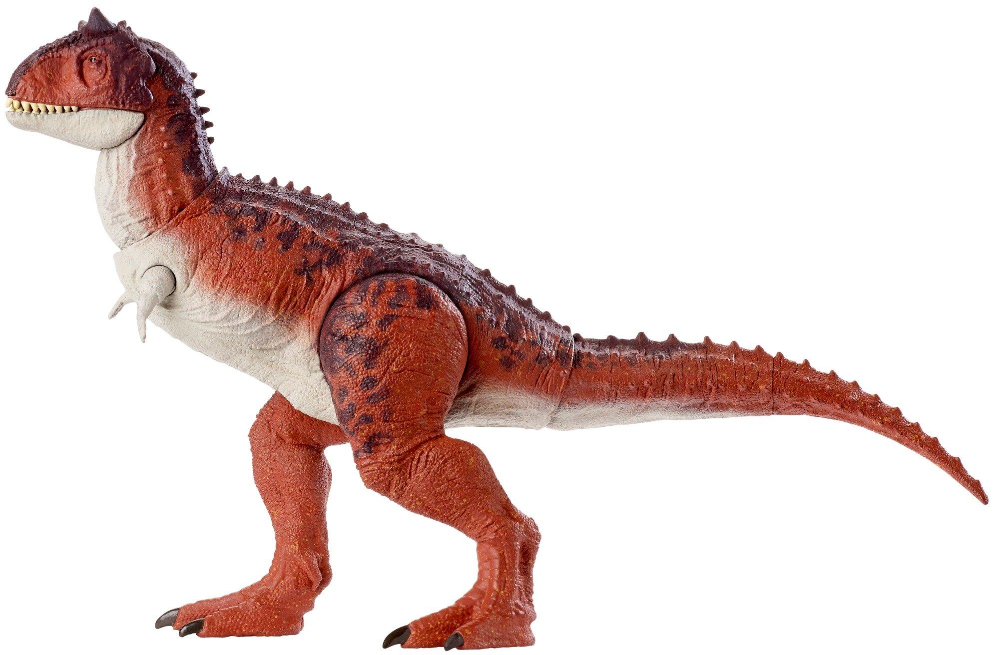 Jurassic World Action Attack Carnotaurus Figure by Jurassic World Toys (Image #4)