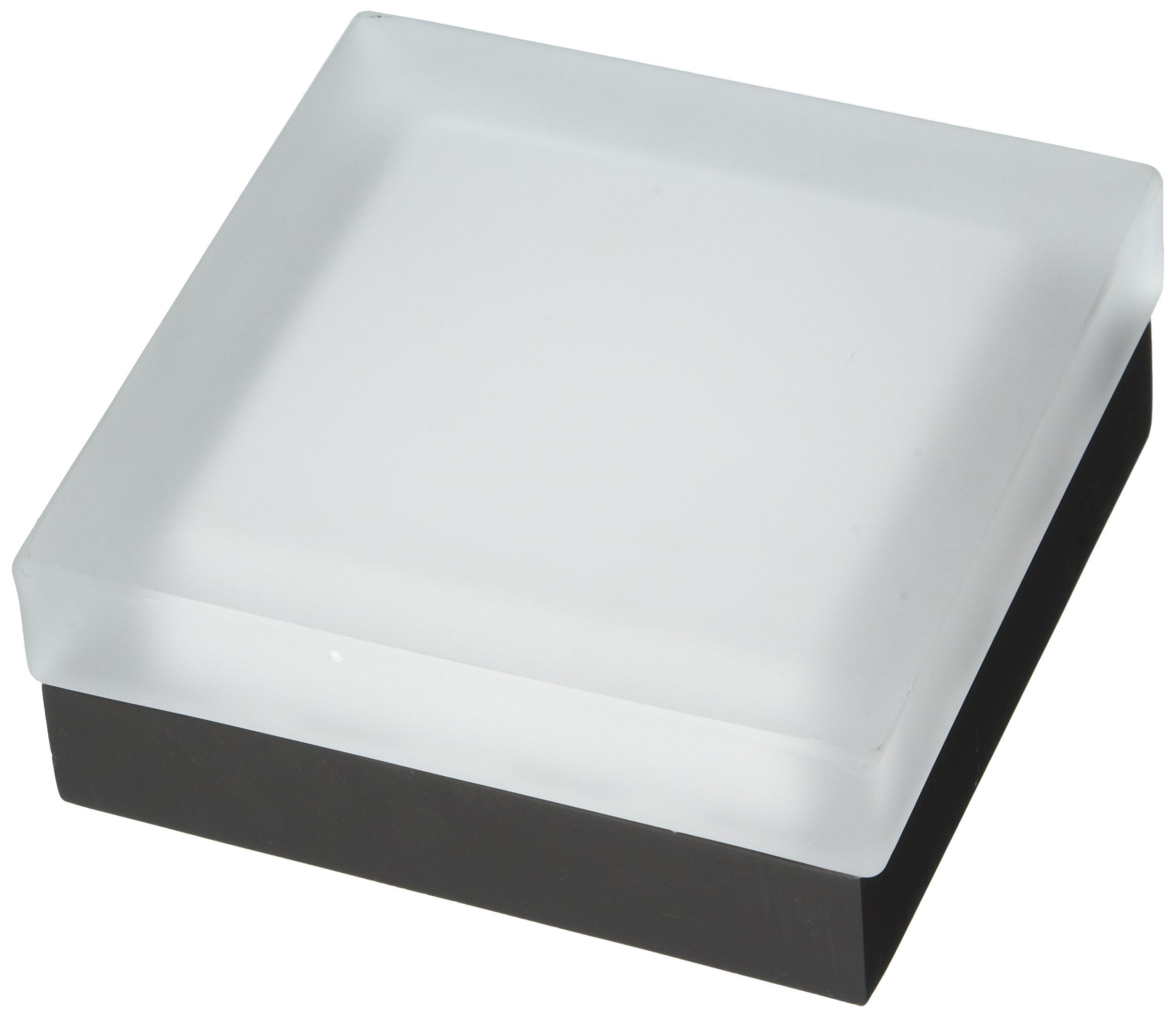WAC Lighting FM-4006-30-BZ 6in Square Soft White