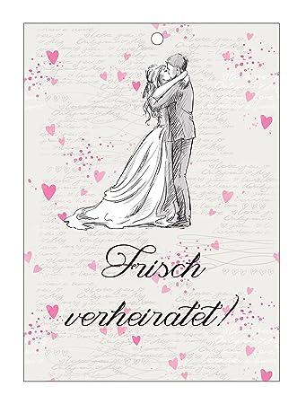 Ballonkarten / Flugkarten guter Wunsch fürs Brautpaar 50 Stück Hochzeitsspiel extra leicht zum weit fliegen
