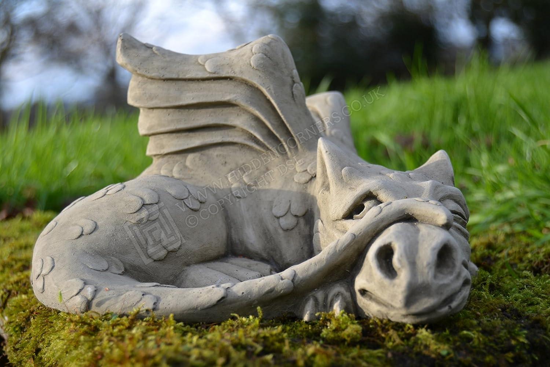 JamesDragon Garden OrnamentGargoyleSculpture Stone Statue