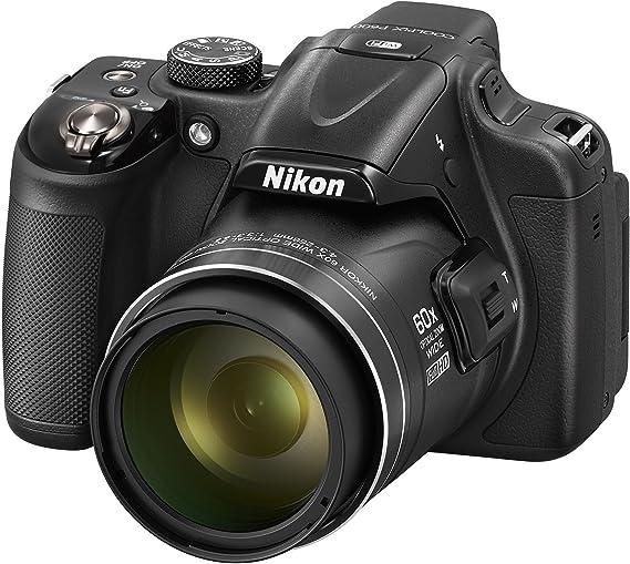 Nikon Coolpix P600 - Cámara compacta de 16.1 MP (Pantalla de 3 ...