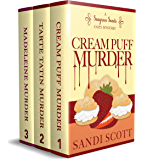 Seagrass Sweets Cozy Mysteries Series Boxset: Books 1-3 (Seagrass Sweets Cozy Mystery)