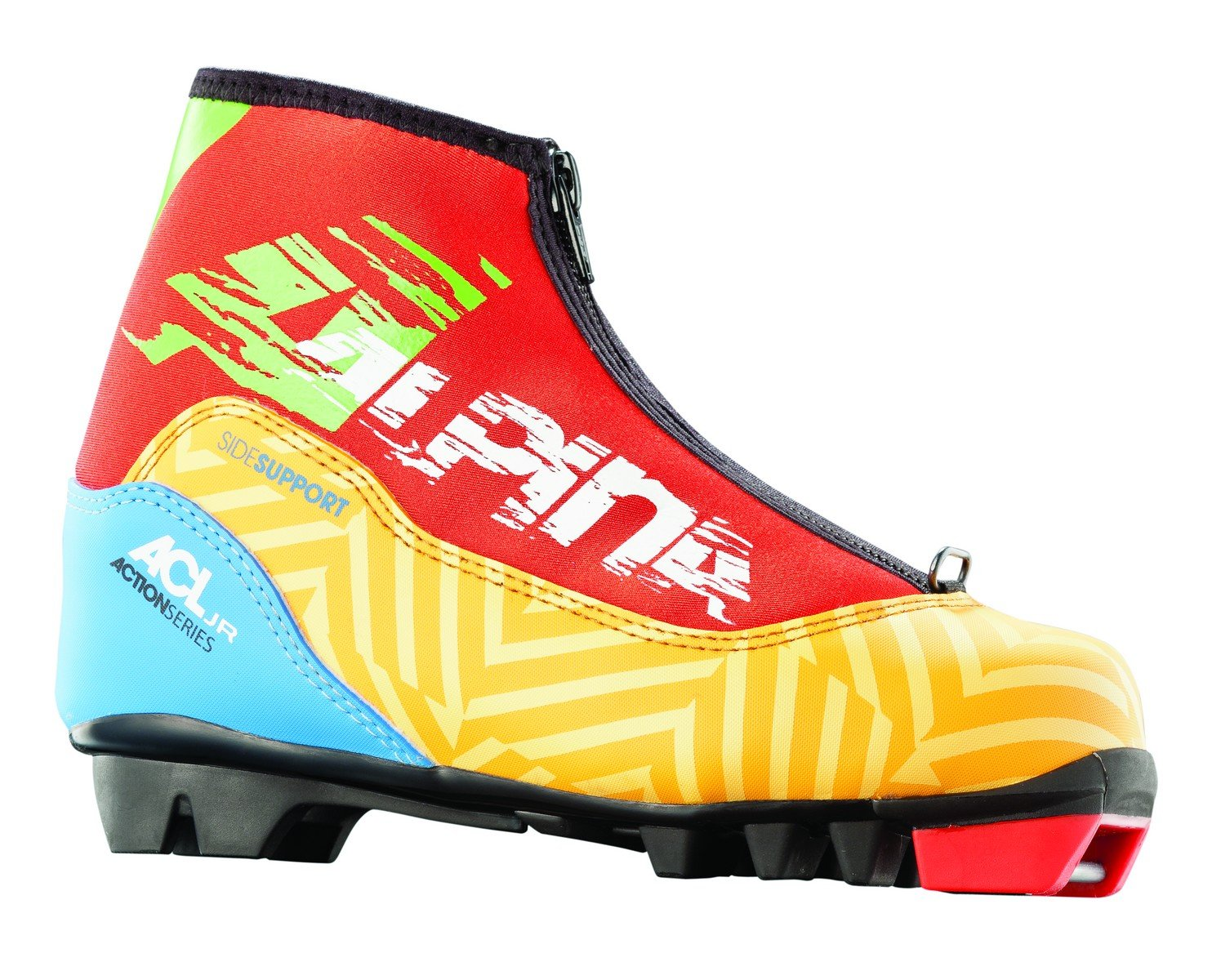 Alpina Junior ACL Action Series Cross-Country Nordic Classic Ski Boots c77b75c9f1d