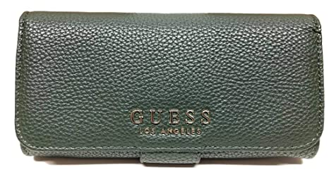 Guess - Cartera para Mujer Verde Forest Large