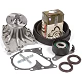 86-92 Toyota Turbo 3.0 DOHC 24V 7MGE 7MGTE Timing Belt Kit Water Pump