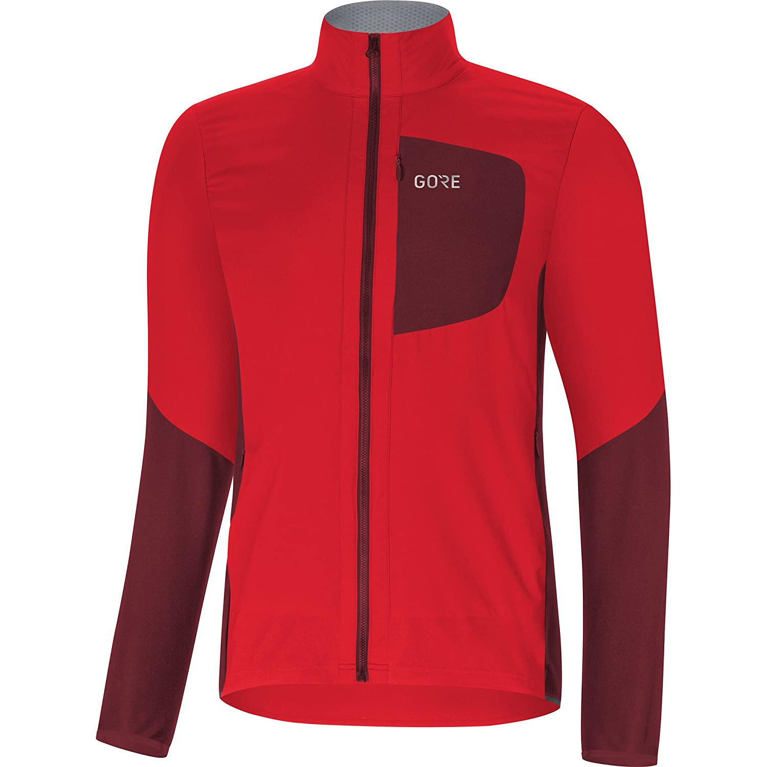Red chestnut red Large GORE WEAR C5 Windstopper Insulated Jacket