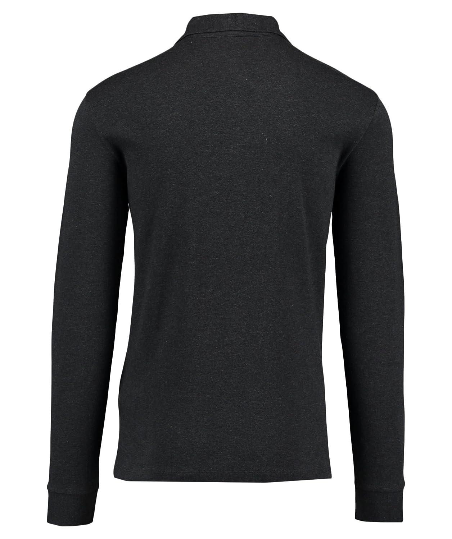 0fd5f6b47 Hugo Boss Black Phillian Long Sleeve Regular Fit Dark Grey Polo S Dark  Grey: Amazon.ca: Clothing & Accessories