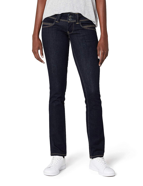 TALLA 24W / 34L. Pepe Jeans Venus Vaqueros para Mujer