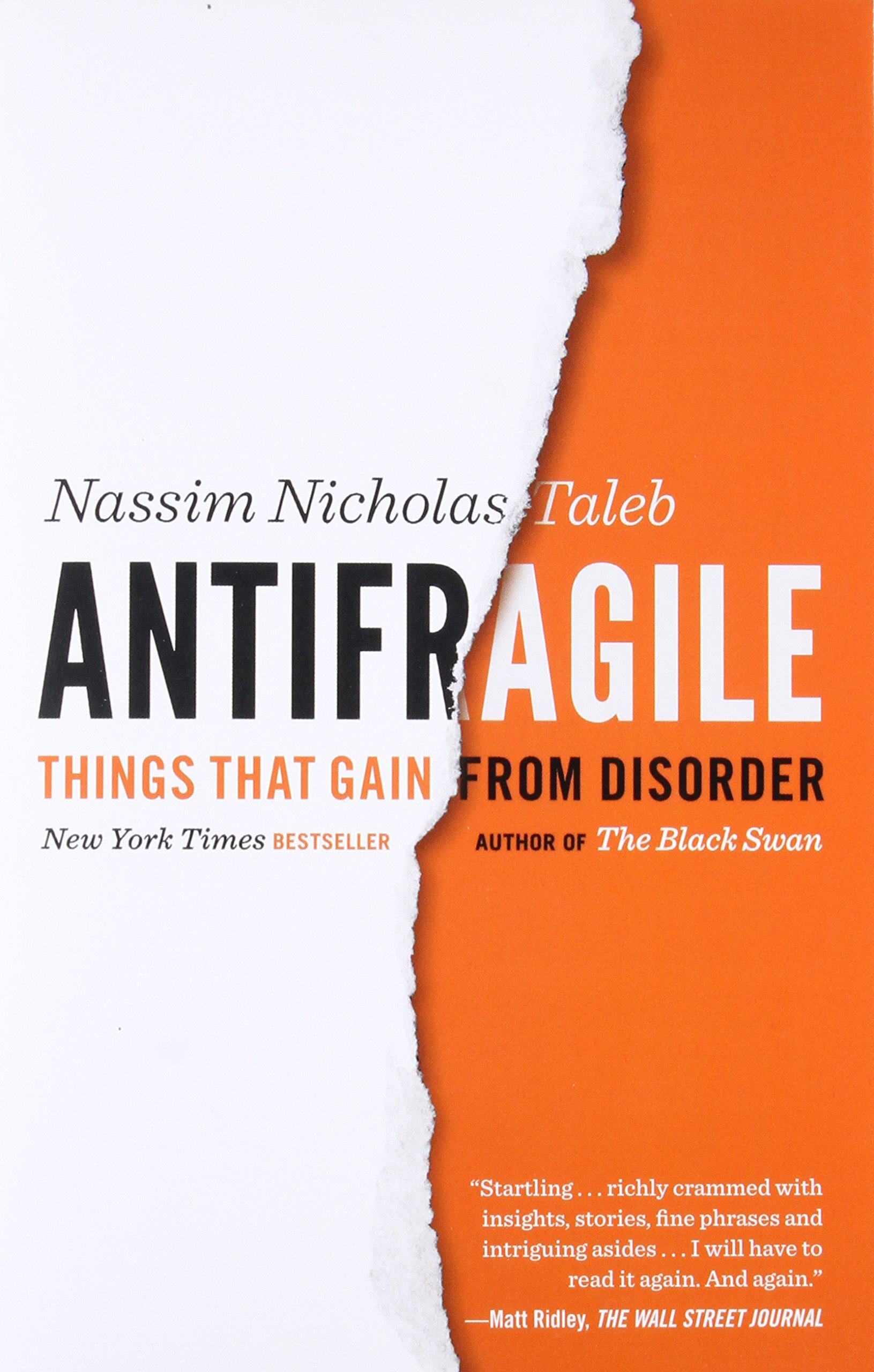 Antifragile things that gain from disorder incerto nassim antifragile things that gain from disorder incerto nassim nicholas taleb 9780812979688 amazon books fandeluxe Image collections