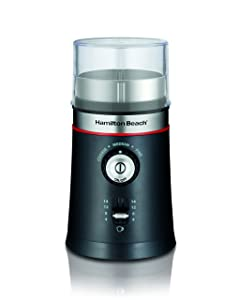 Hamilton Beach 80393 Coffee Grinder, Black