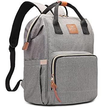 41b89788e97 Amazon.com   HaloVa Diaper Bag Multi-Functional Portable Travel Backpack  Nappy Bags for Baby Care