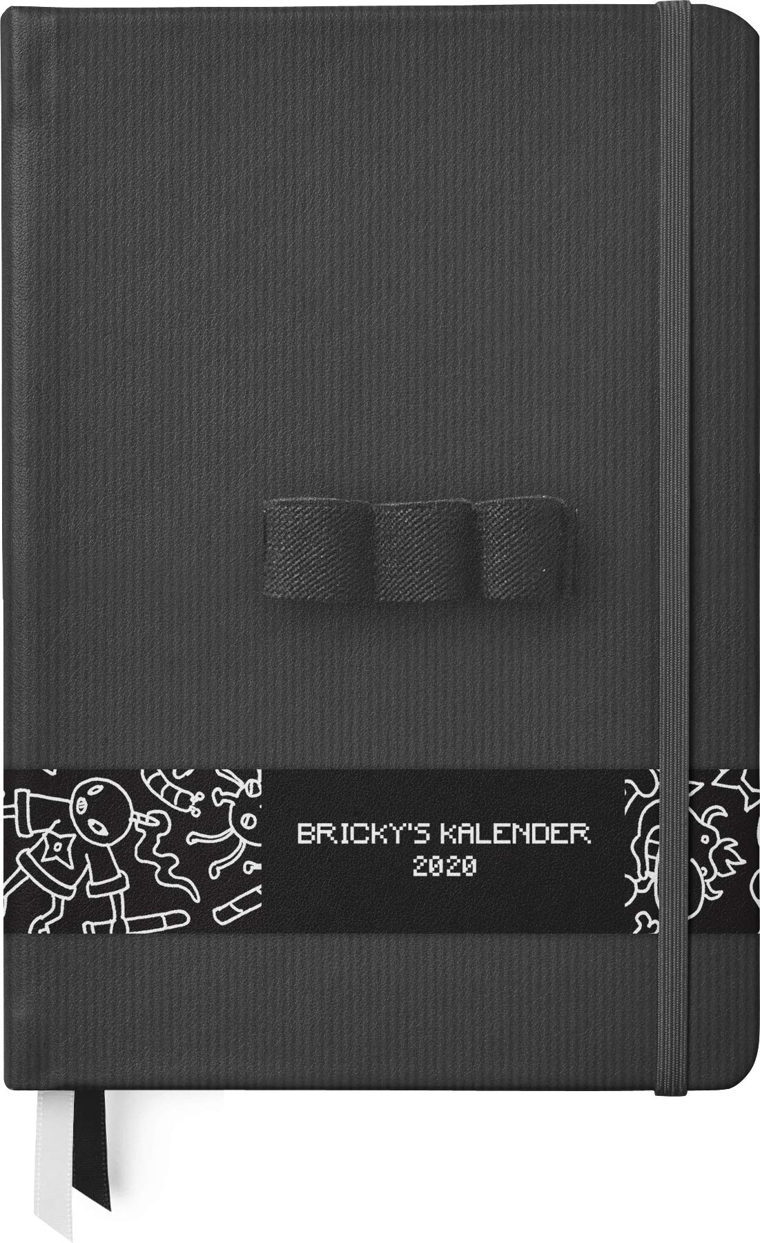 Bricky's Collection   Der Kalender 2020