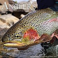Angler's 2021 Wall Calendar