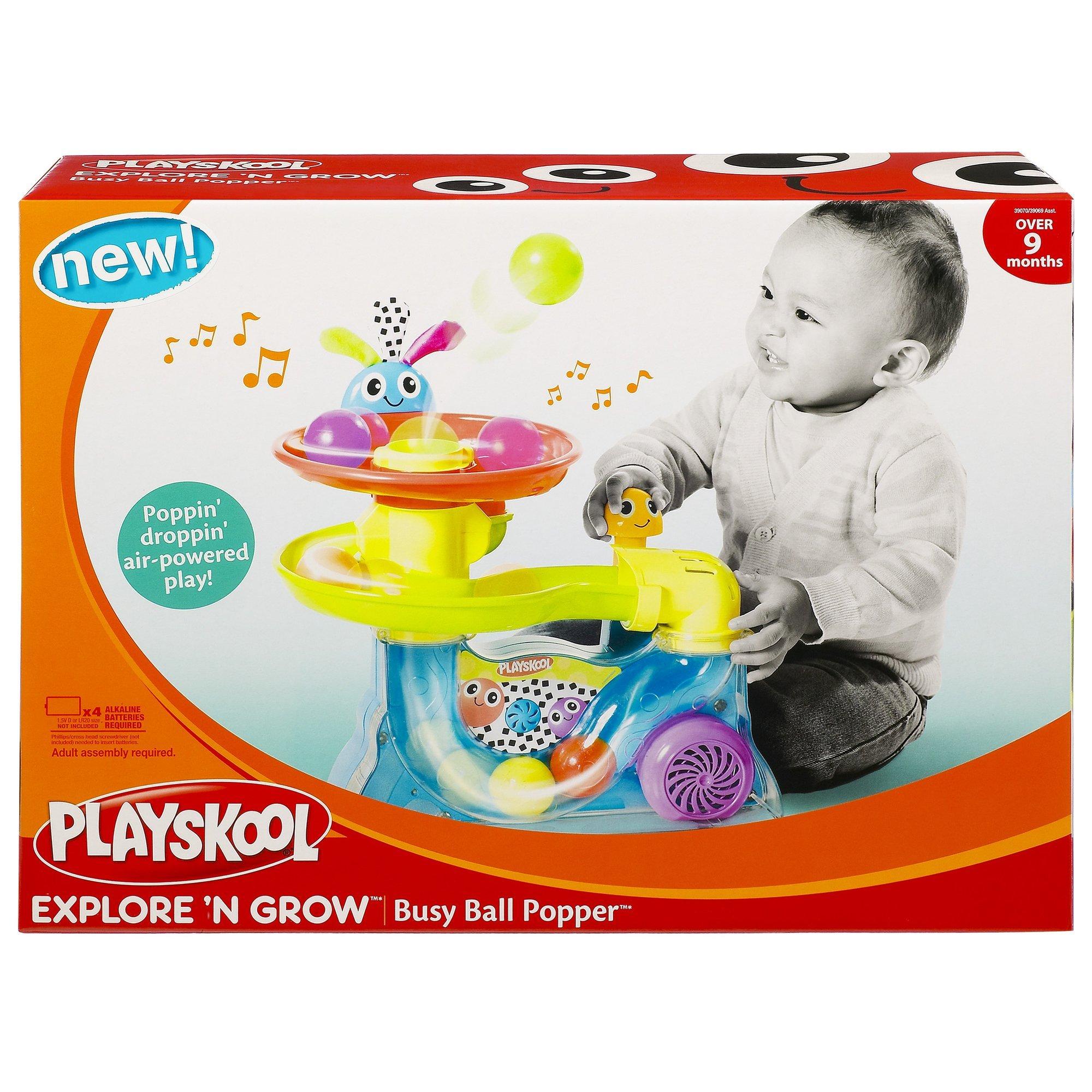 Playskool Explore N' Grow Busy Ball Popper | eBay