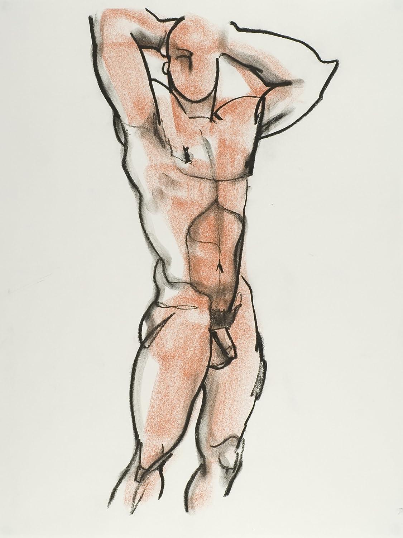 Nude male sketch Nude Photos 32
