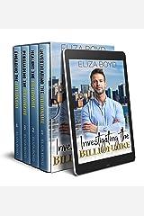 Sweet Billionaire Romance Box Set: Books 1-4 Kindle Edition