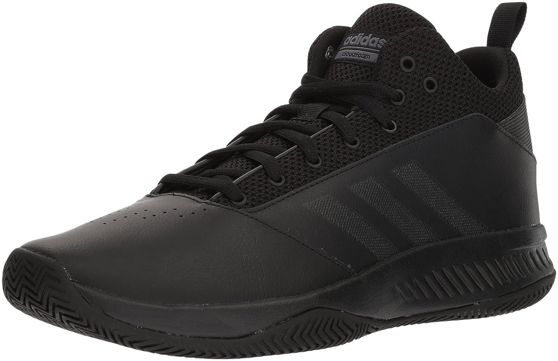 adidas Men's Ilation 2.0 Basketball Shoe B075QJLXGY 16 D(M) US|Core Black, Core Black, Core Black