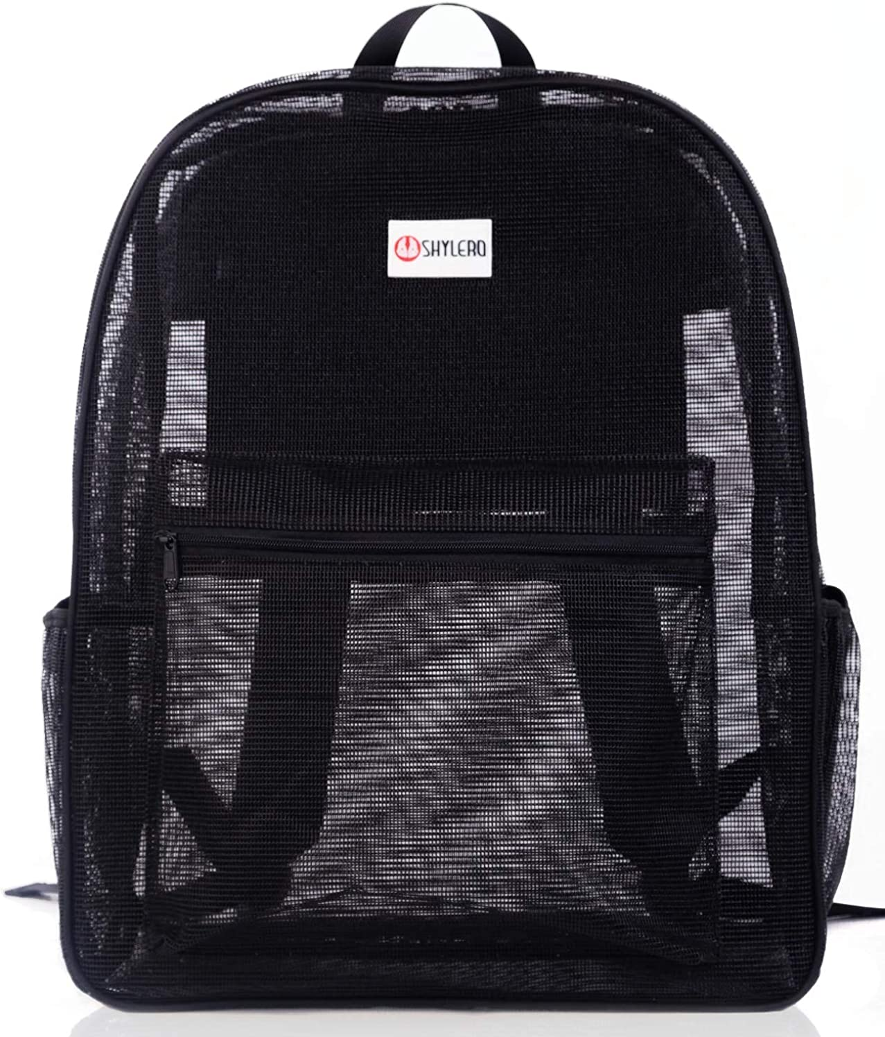 Mesh Backpack XL 40L . 100 Clear Backpack