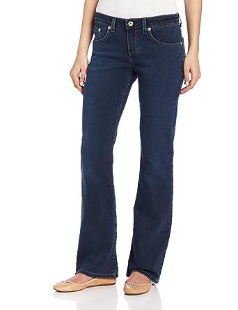 cd65f63727e Dickies Women s Relaxed Boot Cut Denim Jeans