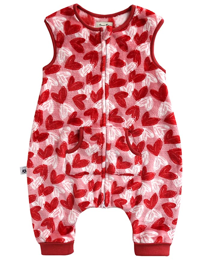 Vaenait baby 1-7 Yrs 100/% Cotton Sleep and Play Blanket Sleepsack Bling Pink Sleep