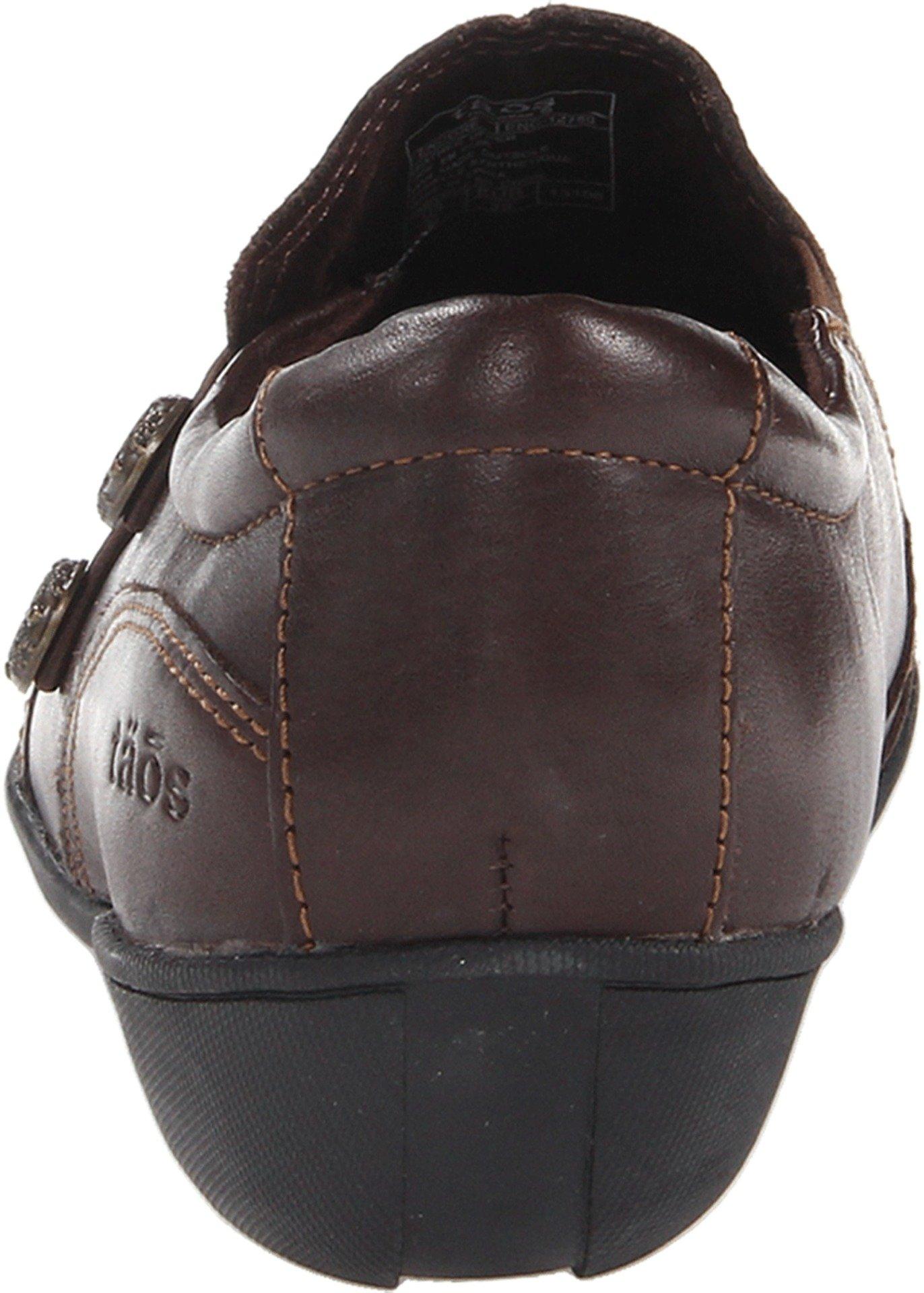 Taos Women's Encore Flat,Chocolate,7 M US by Taos Footwear (Image #2)